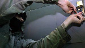 Банда иностранцев-домушников поймана полицией в Киеве