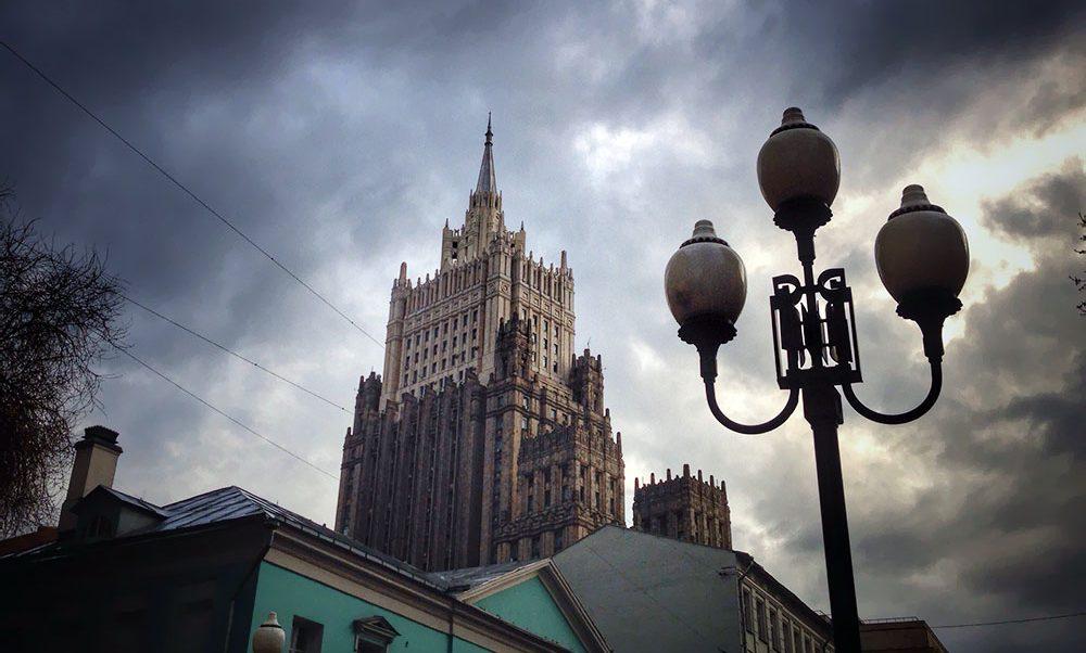 МИД Росссии: задержанный вНорвегии житель россии  работает ваппарате Совета Федерации