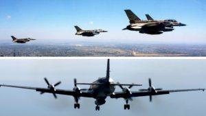 Минобороны представило новые данные по инциденту со сбитым Ил-20