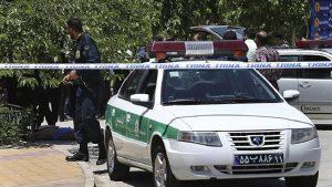 Иран произвел задержание причастных к теракту на параде в Ахвазе