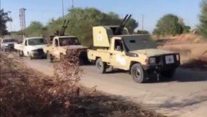 Бои в Триполи — Сарадж стягивает подкрепления