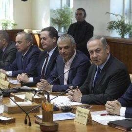 Израиль заявил о продолжении операции против Ирана в Сирии