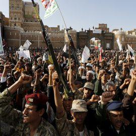 Йеменские повстанцы атаковали саудов ракетой «Зильзаль»