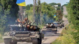 ВСУ проводят учения, похожие на контрнаступление: украинцам велено «онеметь и оглохнуть»