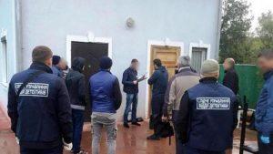 На Украине раскрыта группировка, державшая в рабстве более 30 человек