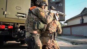 В Дагестане силовики уничтожили боевика незаконного бандформирования