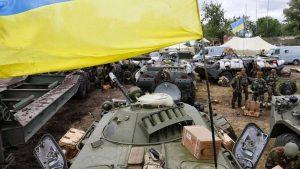 ЛНР: Киев наращивает силы на Донбассе