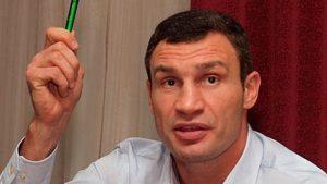 Вокал Виталия Кличко заставил Сеть рыдать от смеха