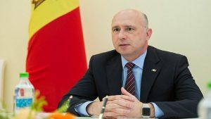 Премьер Молдавии потребовал от России вывести войска