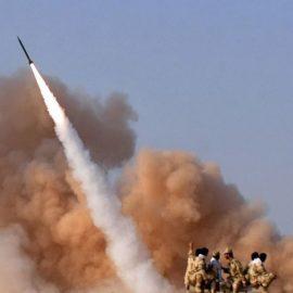 Иран наносит удары по террористам в Сирии