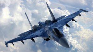Шаровары полные: Истребитель ВМС РФ на бреющем прошёл над бортом ВМС Украины