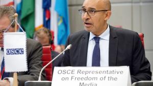 В ОБСЕ обеспокоились из-за планов Киева ввести санкции против телеканалов