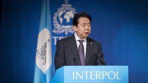 Президент Интерпола исчез по дороге в Китай