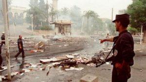 Арабская весна-88: Черный октябрь Алжира