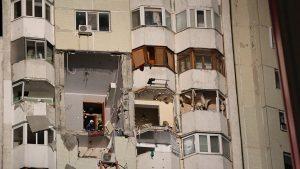 В результате взрыва в столице Молдовы погибли трое человек