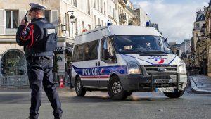 Стрельба в центре Парижа