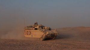 Британцы тренируются воевать с Россией в пустыне Омана