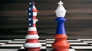 Американская экспансия — битва за Россию
