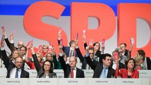 Одна из правящих партий ФРГ приняла программу по диалогу с Россией