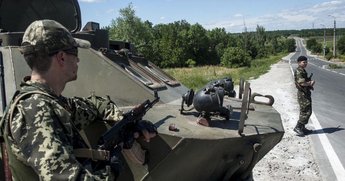 Тег: сводки Новороссии