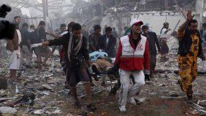 15 человек погибли в результате авиаудара Саудовской коалиции в Йемене