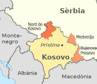 территориальный обмен между Косово и Сербией