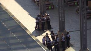 В Кёльне захватили заложников