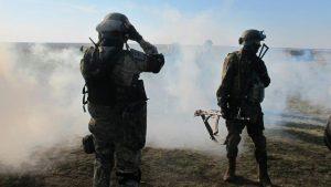 Донбасс. Оперативная лента военных событий 17.10.2018