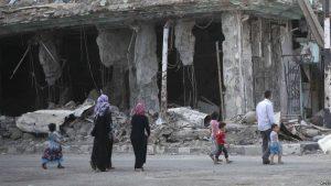 Сводка событий в Сирии и на Ближнем Востоке за 17 октября 2018 года