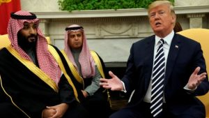 Сенатор США: наследный принц саудов шизофреничен