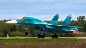 Универсальные контейнеры разведки для Су-34