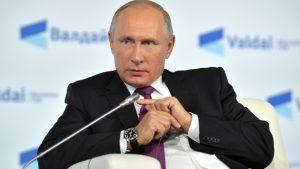 Путин: Россия добилась поставленных целей в Сирии