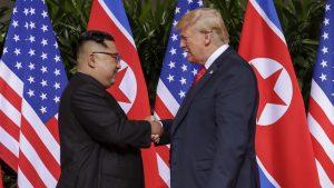 Вашингтон не намерен ослаблять санкции против Пхеньяна