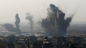Более 60 мирных жителей погибли в результате авиаударов коалиции в Сирии