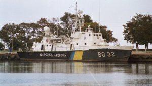 ВМС Украины вернули в Азовское море «самый мощный борт»