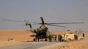 Сводка событий в Сирии и на Ближнем Востоке за 21 октября 2018 года