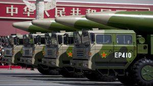 Трамп хочет втянуть Китай в Договор о ликвидации ракет (ДРСМД)