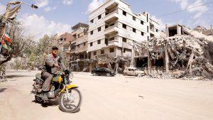 Сводка событий в Сирии и на Ближнем Востоке за 22 октября 2018 года