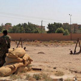 Сирийские курды ведут ожесточённые бои за аль-Сусу