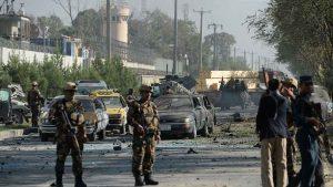 В результате взрыва в Афганистане погибли пять человек