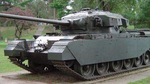 Командир Центурии. Британские танки в Армии обороны Израиля