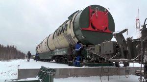 Баллистические ракеты «Сармат» начнут производить в 2021 году