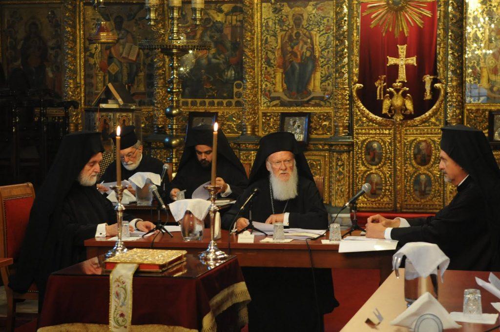 Объявил  уполномоченный  Константинополя: УПЦМП больше несуществует