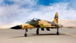 Иран запустил серийное производство собственных истребителей