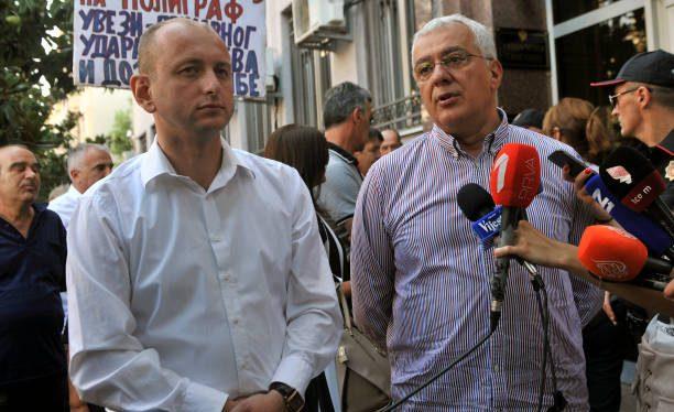 Оппозиционеры Черногории просят Владимира Путина иМакрона опомощи
