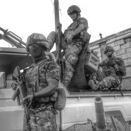 «Исламистская ЧВК» Мальхама Тактикал вновь заявила о себе в сирийской Латакии