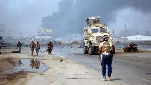 В Йемене усиливаются бои за ключевой порт Ходейда