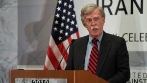 Болтон: США не будут воевать с Ираном