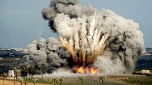 На военной базе в Турции произошел взрыв