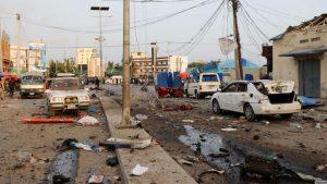 Террористы напали на отель в столице Сомали. Погибло 50 человек